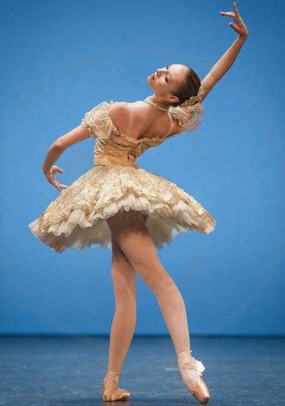 Roxane Stojanov : sujet à l'Opéra
