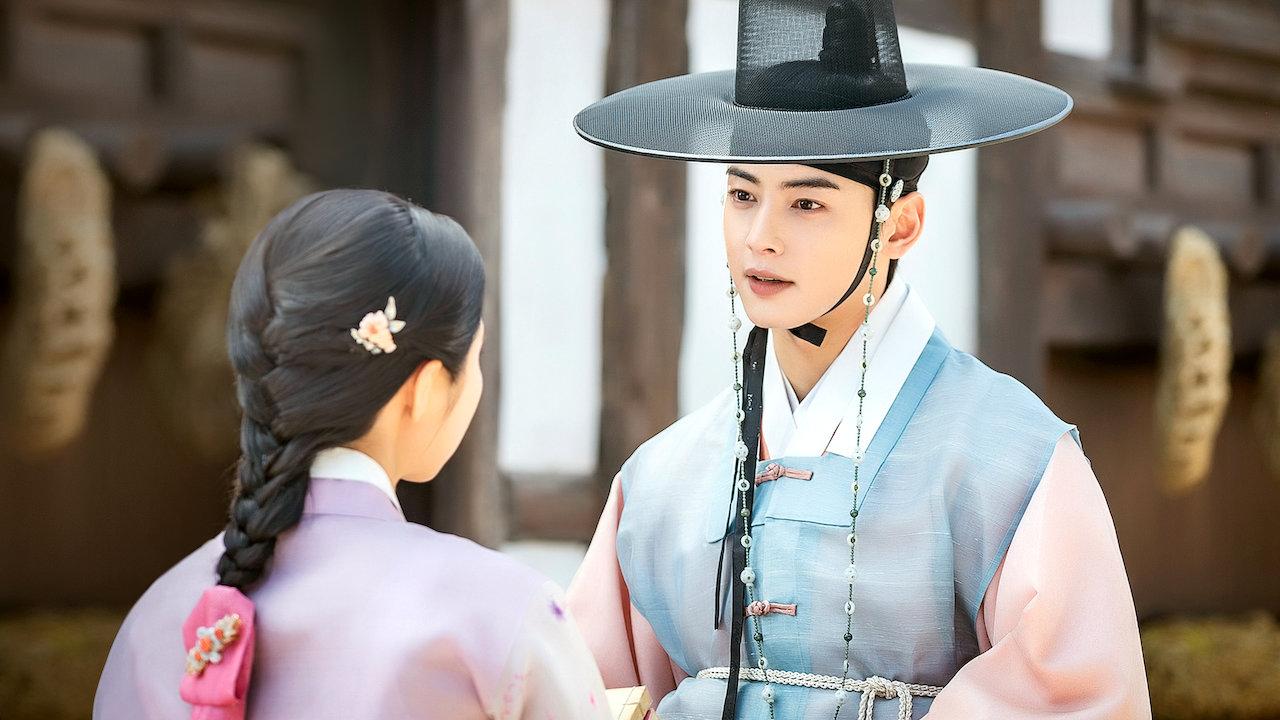 Rookie Historian Goo Hae-Ryung, très belle série historique sud-coréenne.