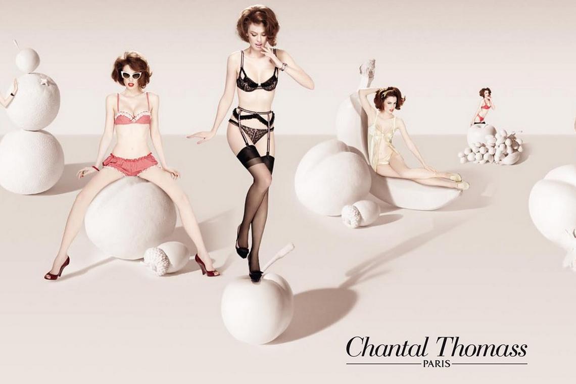 Publicité Chantal Thomass
