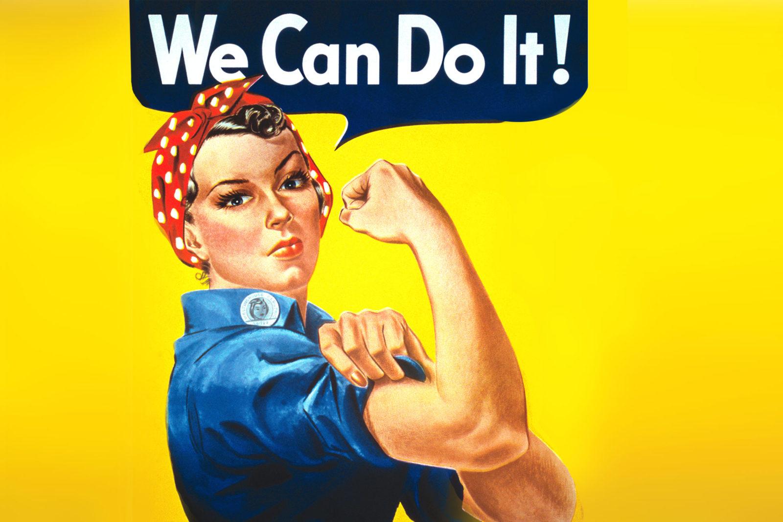 Féministes à l'écran, celles que nous rendent fière d'être une femme à cette époque.