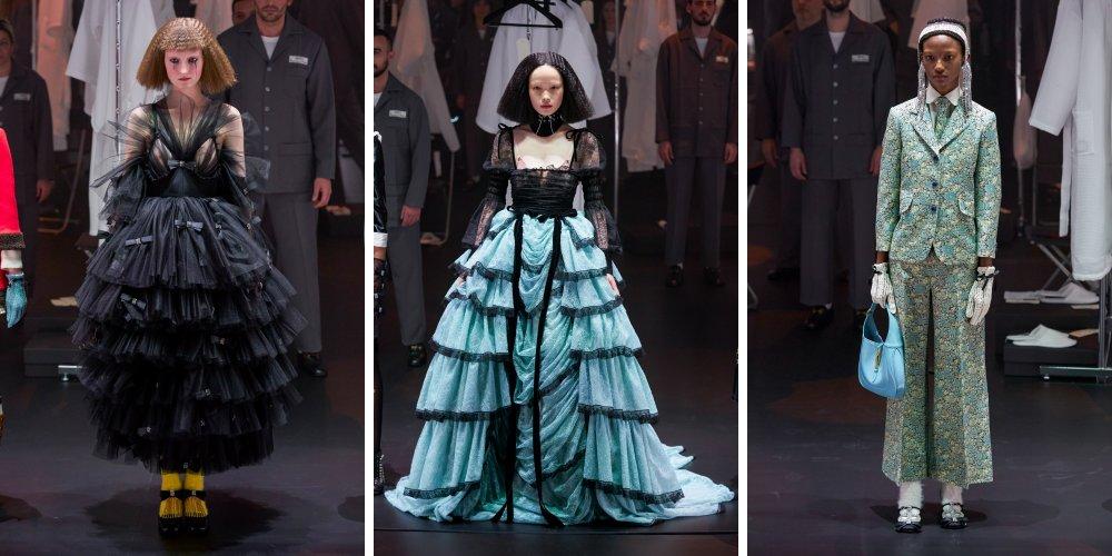 Le défilé Gucci de l'automne/hiver 2020/2021 par Alessandro Michele