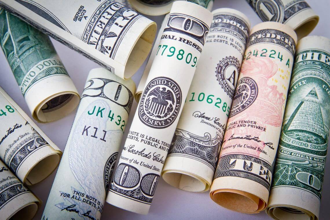 Billets dollars US (c) Pixabay - Pexels