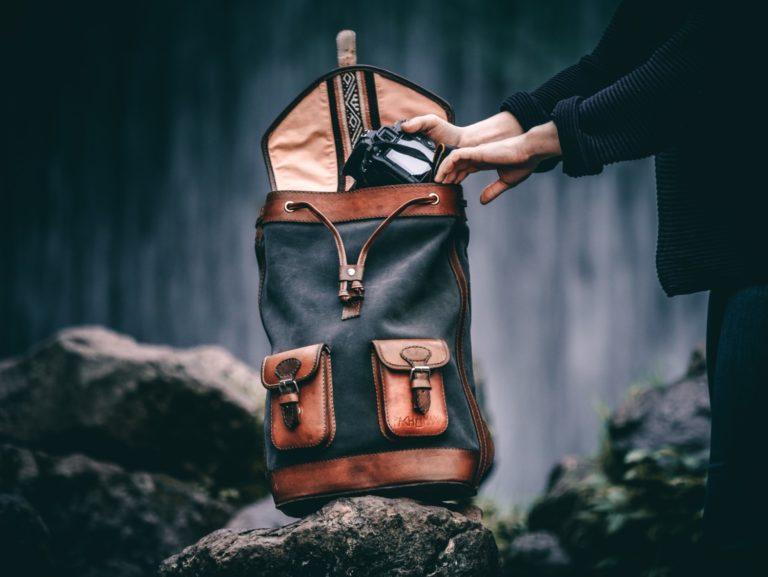 Pachamama, marque éthique de sacs à dos urbains