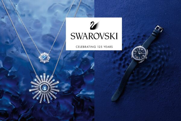 Collection des 150 ans de Swarovski