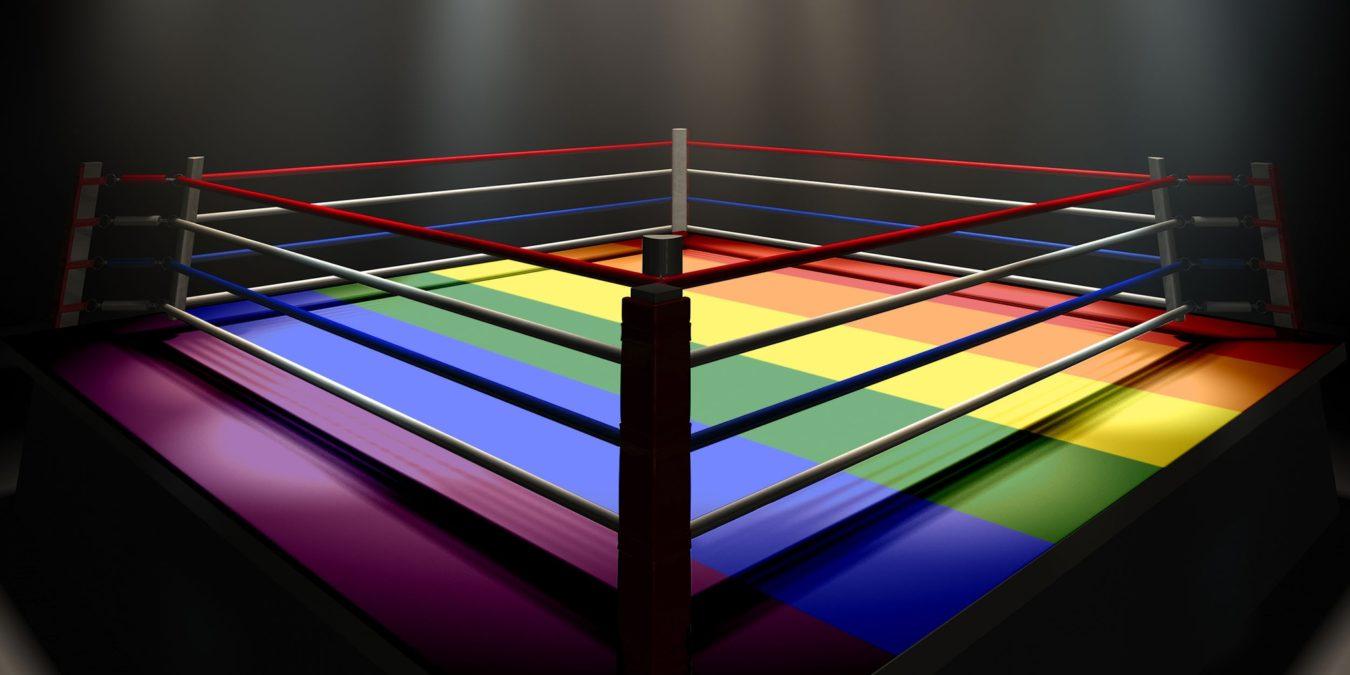 Le dur combat de l'homosexualité