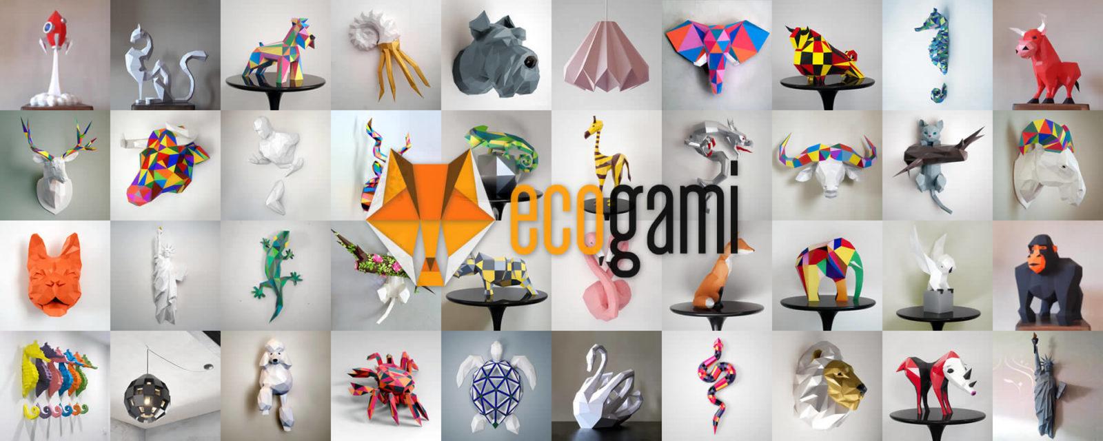Ecogami : personnaliser son intérieur de manière singulière et élégante