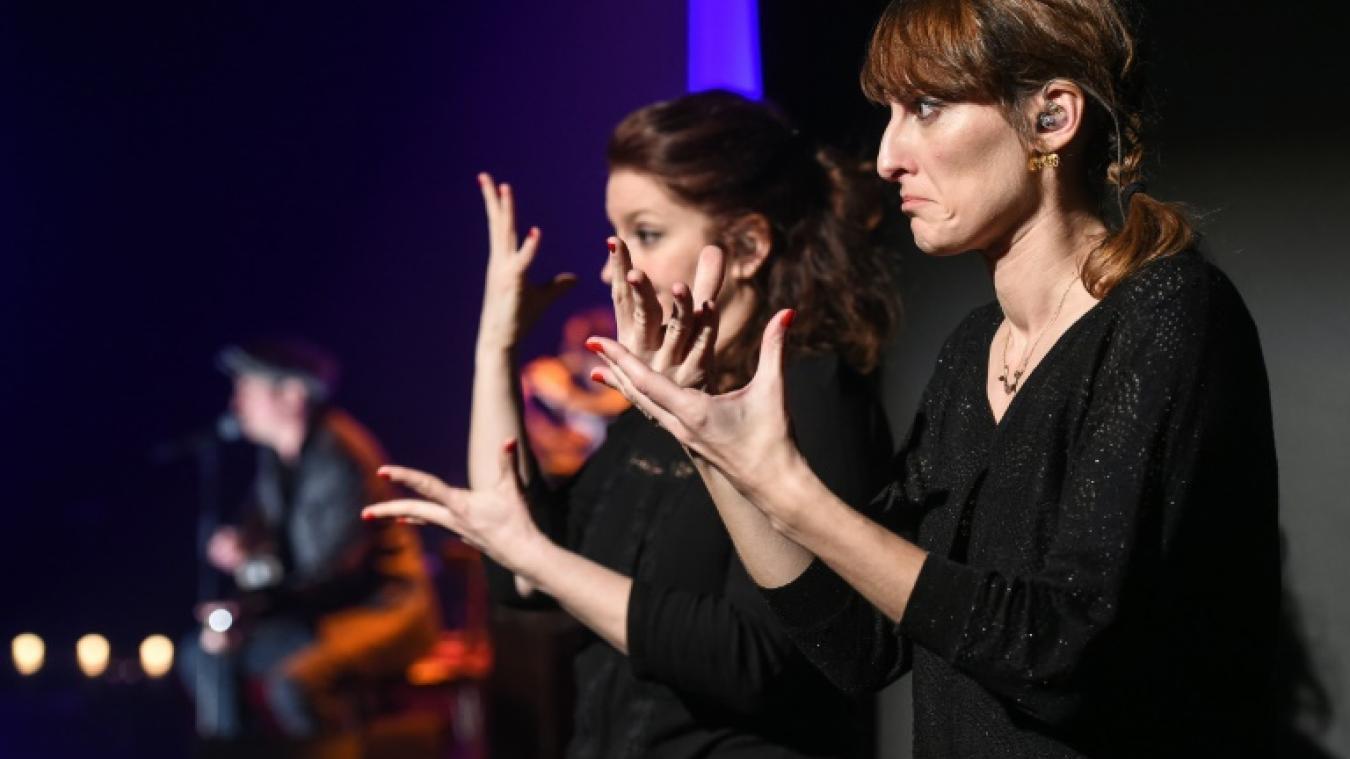 Le Chansigne ou la musique en langue des signes