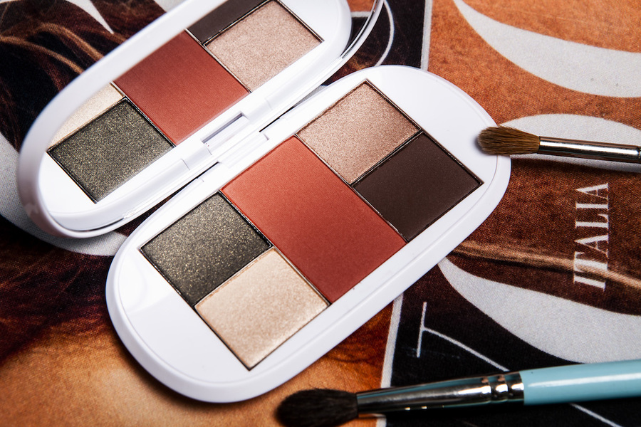 Palette de maquillage professionnelle-Mood box-Irisé Paris