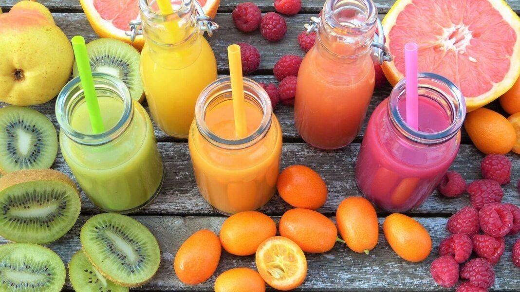 Recettes de smoothies pour faire le plein de vitamines