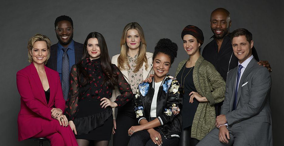 Le cast de The Bold Type