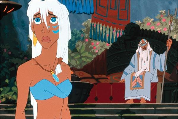 Déconstruire les mythes de Disney. Copyright Walt Disney.