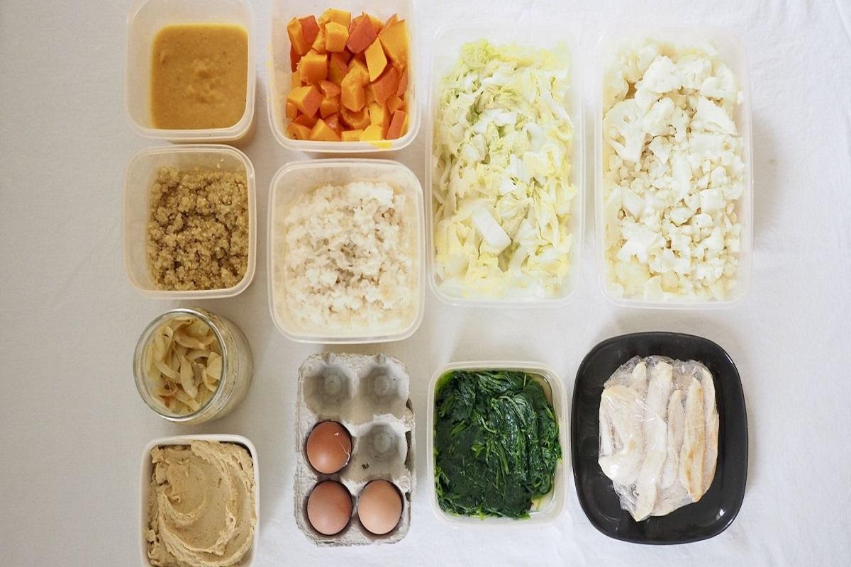 Le batch cooking : une organisation optimale pour toute la famille.
