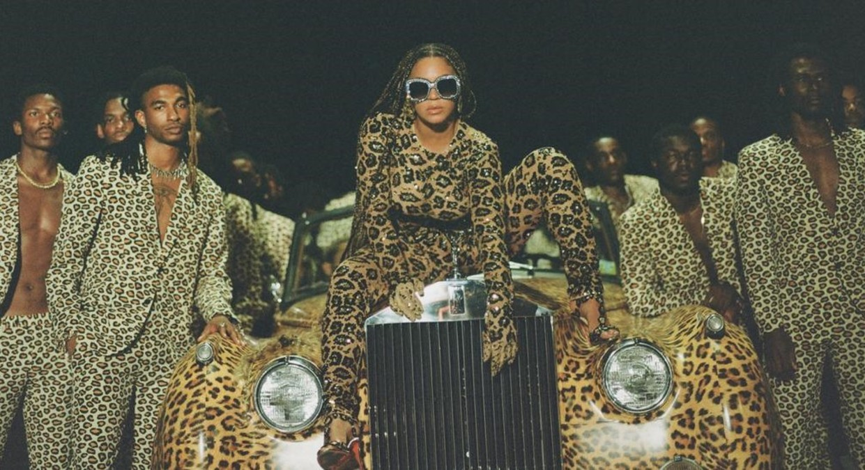 Beyoncé dans Black is King