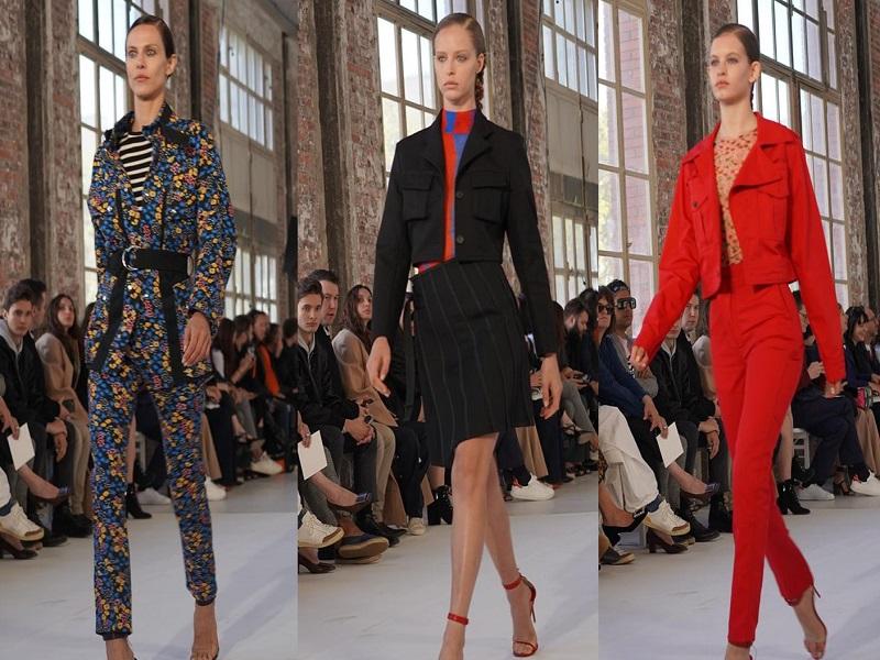 Lancée en 2016, Atlein est une marque féminine de prêt-à-porter du jeune créateur Antonin Tron qui a bénéficié de l'expertise du Défi. La griffe française a réussi à se faire une place de choix dans la mode. Avec élégance et modernité. Comme illustré dans le cadre de la présentation de la collection printemps-été 2019 à Paris.