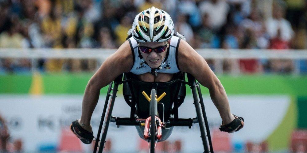 Marieke Vervoort - Les meilleures sportives en handisport