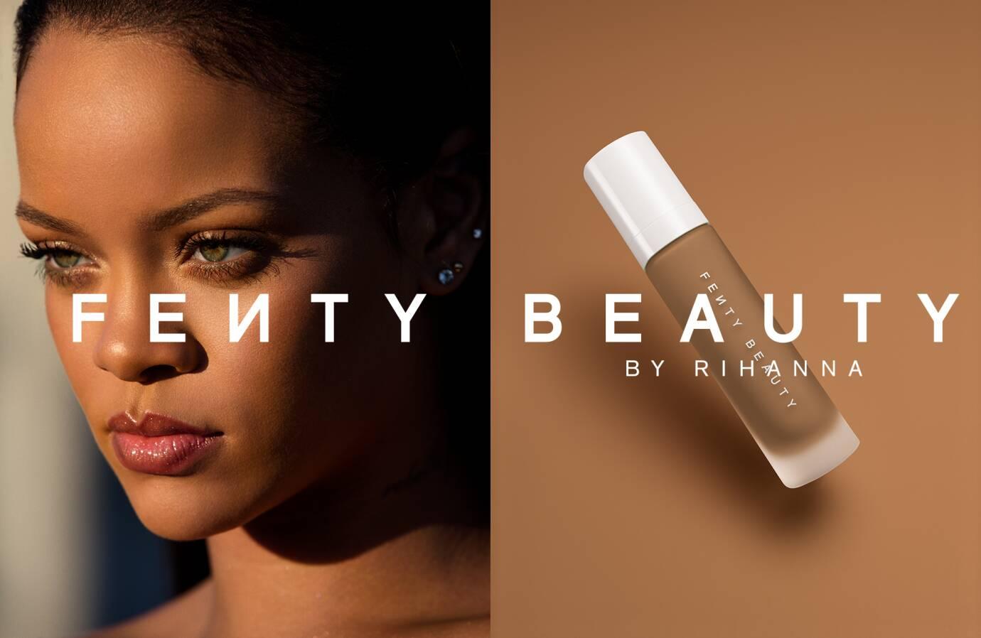 Rihanna et sa marque Fenty Beauty - Ô Magazine