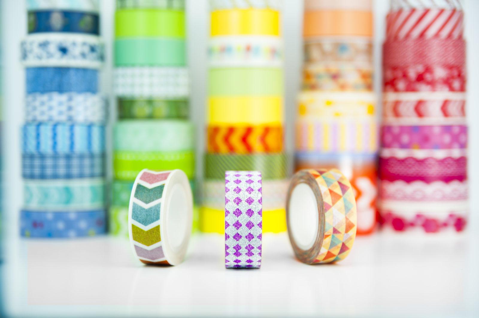 Le washi-tape