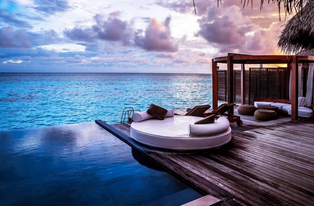 Les maisons sur pilotis pour une expérience authentique aux Maldives