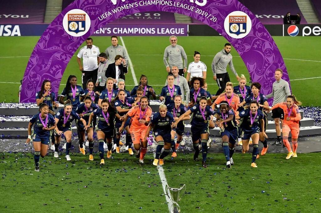 Olympique Lyonnais - Les meilleures sportives.
