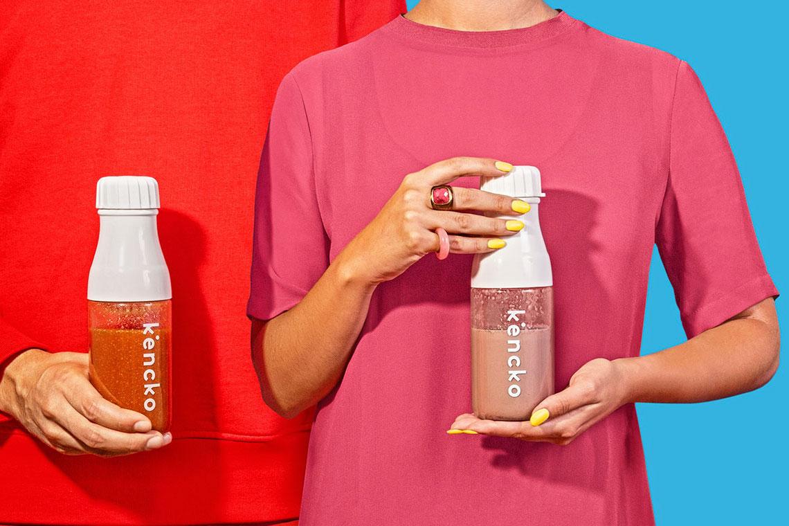 Prépare ton smoothie en 60 secondes