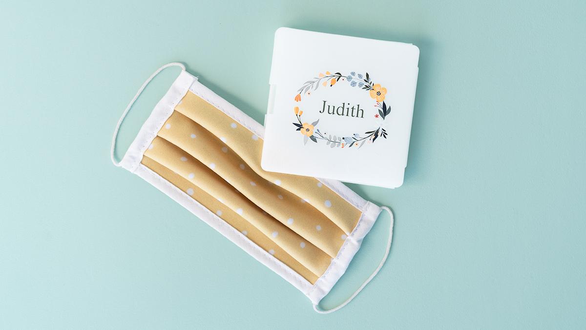 masque personnalisable Judith