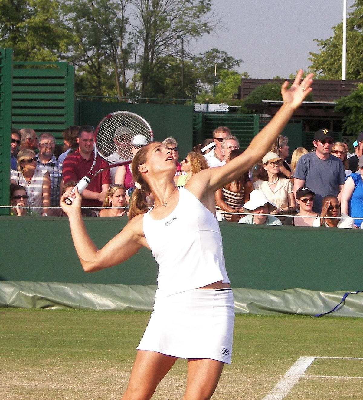 Amélie Mauresmo : figure incontournable du tennis français.