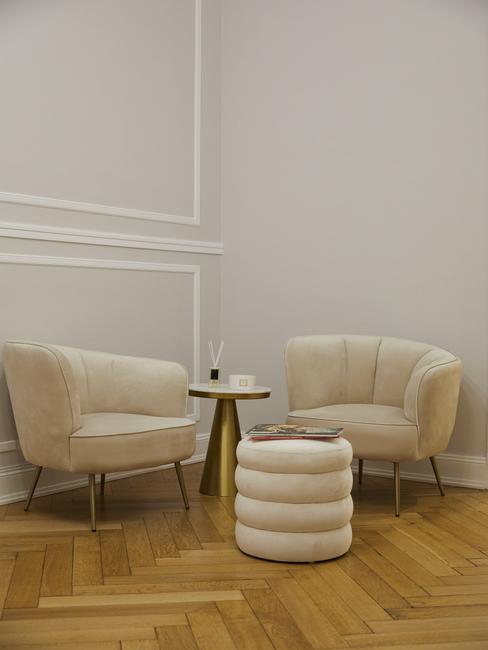 Les meubles arrondis