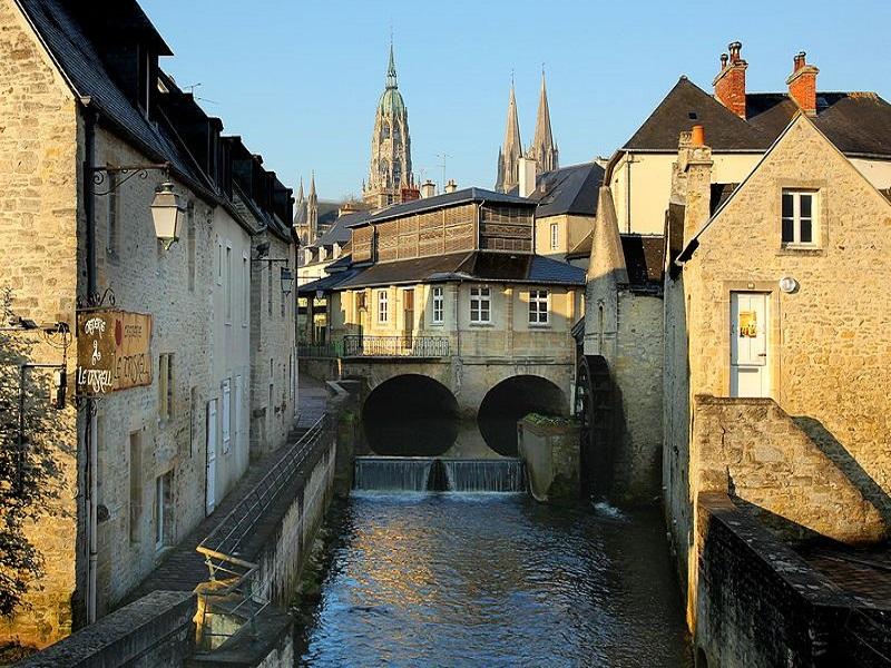 Passez un week-end de charme en Normandie