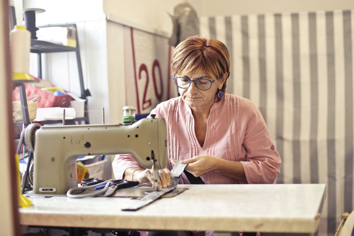 Les nouvelles couturières à l'âge d'Internetàl'