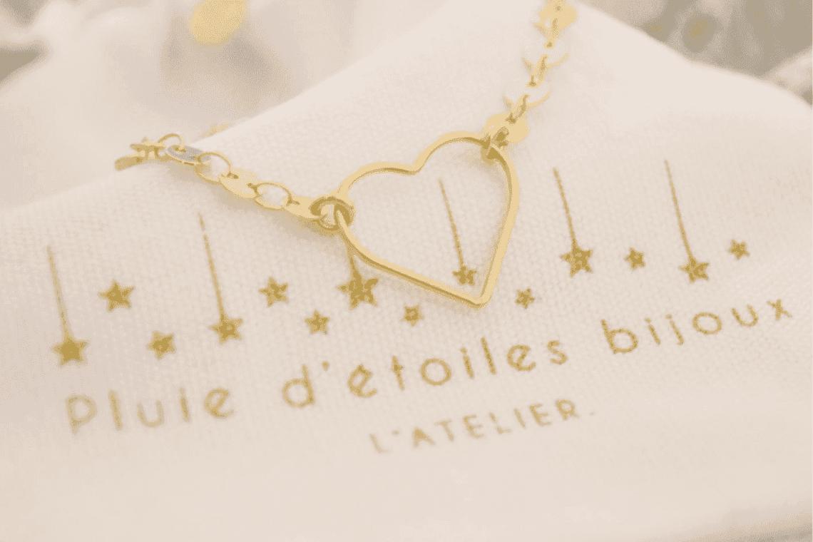 Pluie d'étoiles bijoux : et vos rêves deviennent réalité