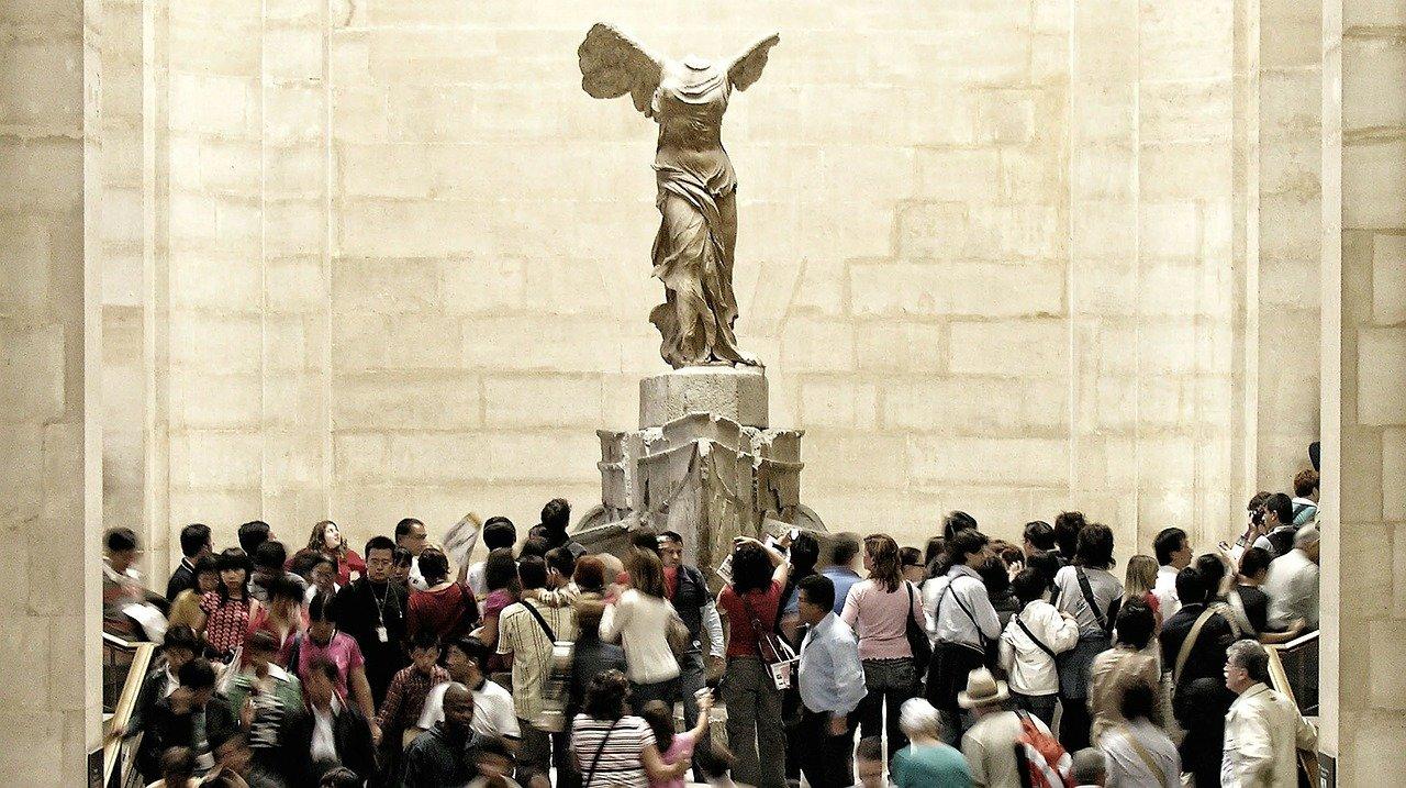 Victoire de Samothrace, Musée du Louvre