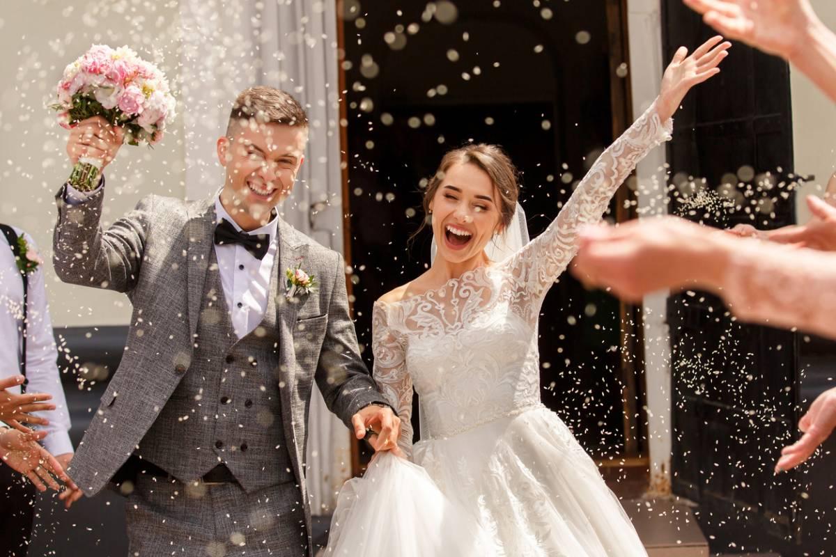 Idées de looks tendance pour un mariage
