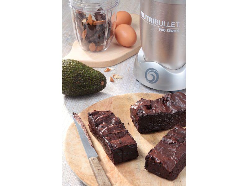 nutribullet  recette chocolat