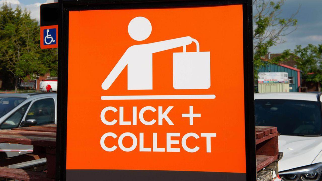 Click and Collect : comment les commerces se sont-ils adaptés ?