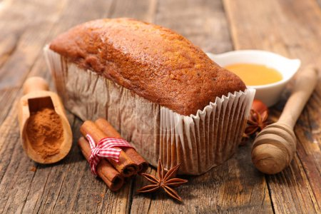 la recette du pain d'épices, le gâteau traditionnel de Noël