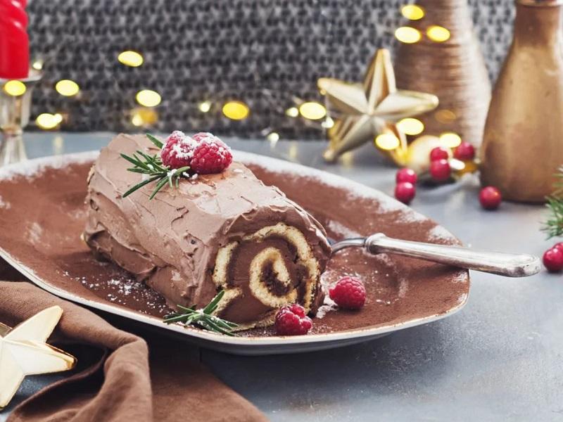 3 recettes originales de bûches de Noël pour les fêtes !