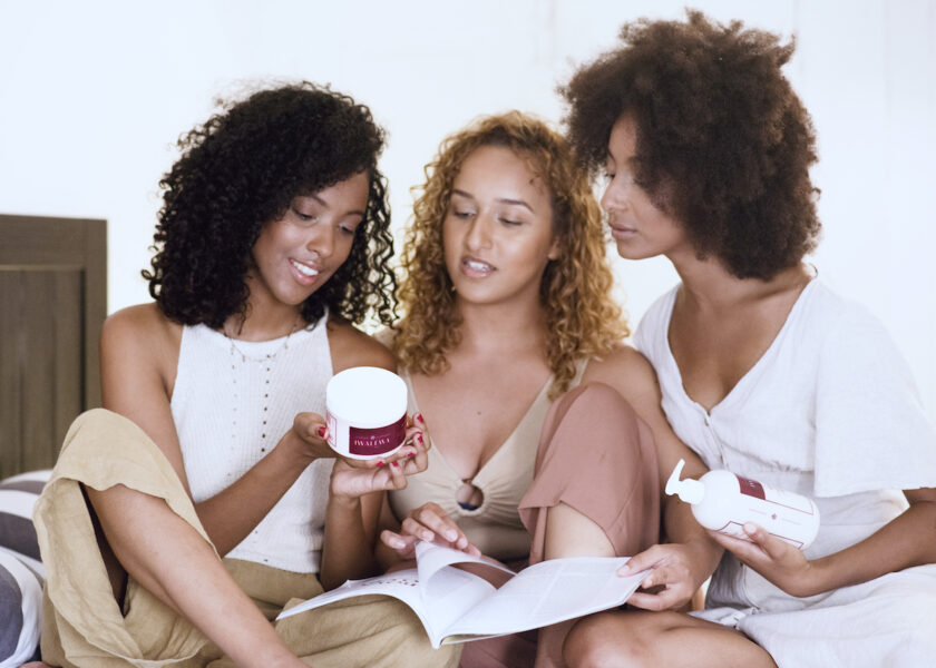 Iwalewa, la beauté des cheveux Made in Africa