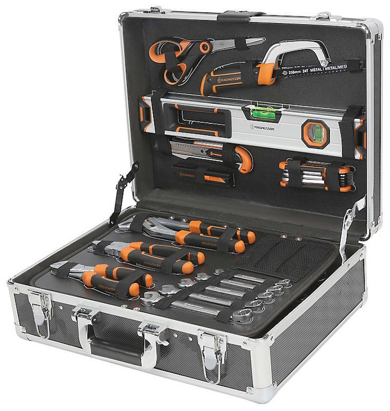 valise outils bricolage