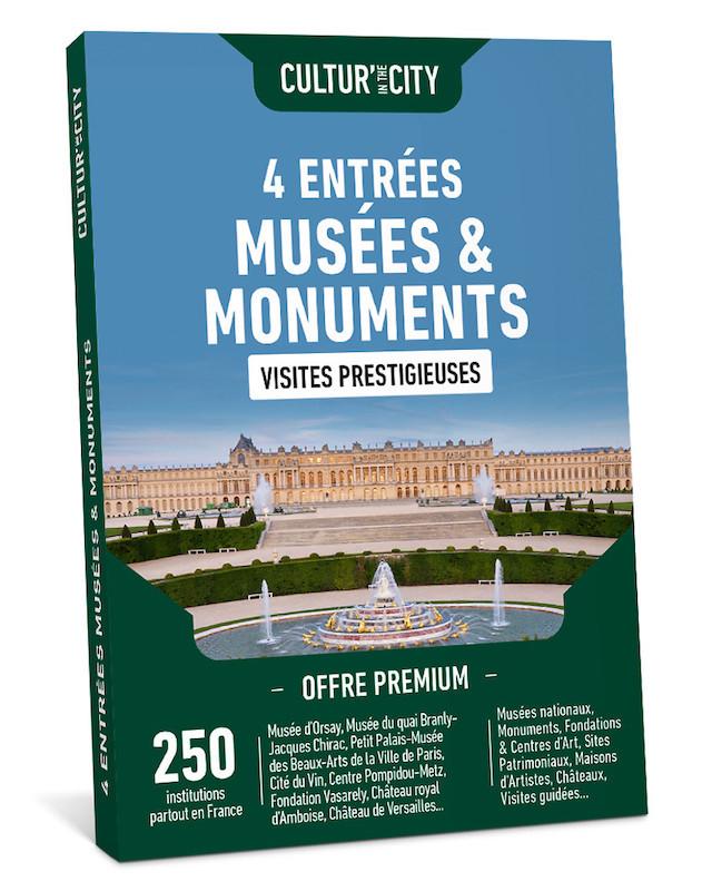 wonderbow musées et monuments