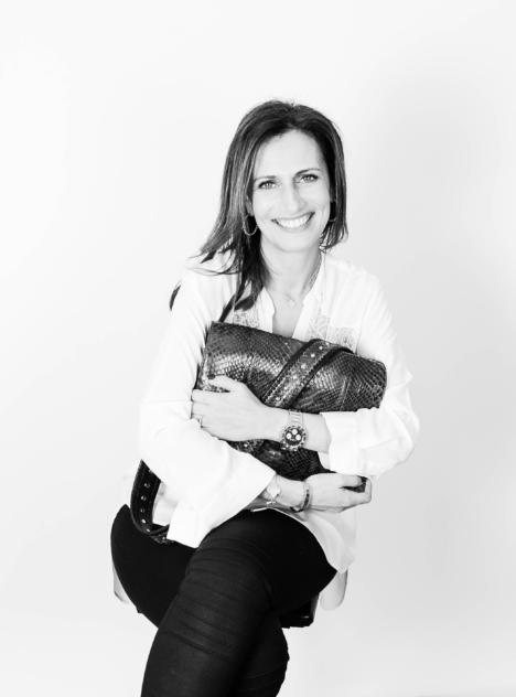 Isabelle Farrugia, créatrice de la marque éponyme.