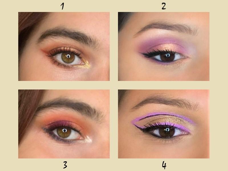 idées de maquillage pour les yeux