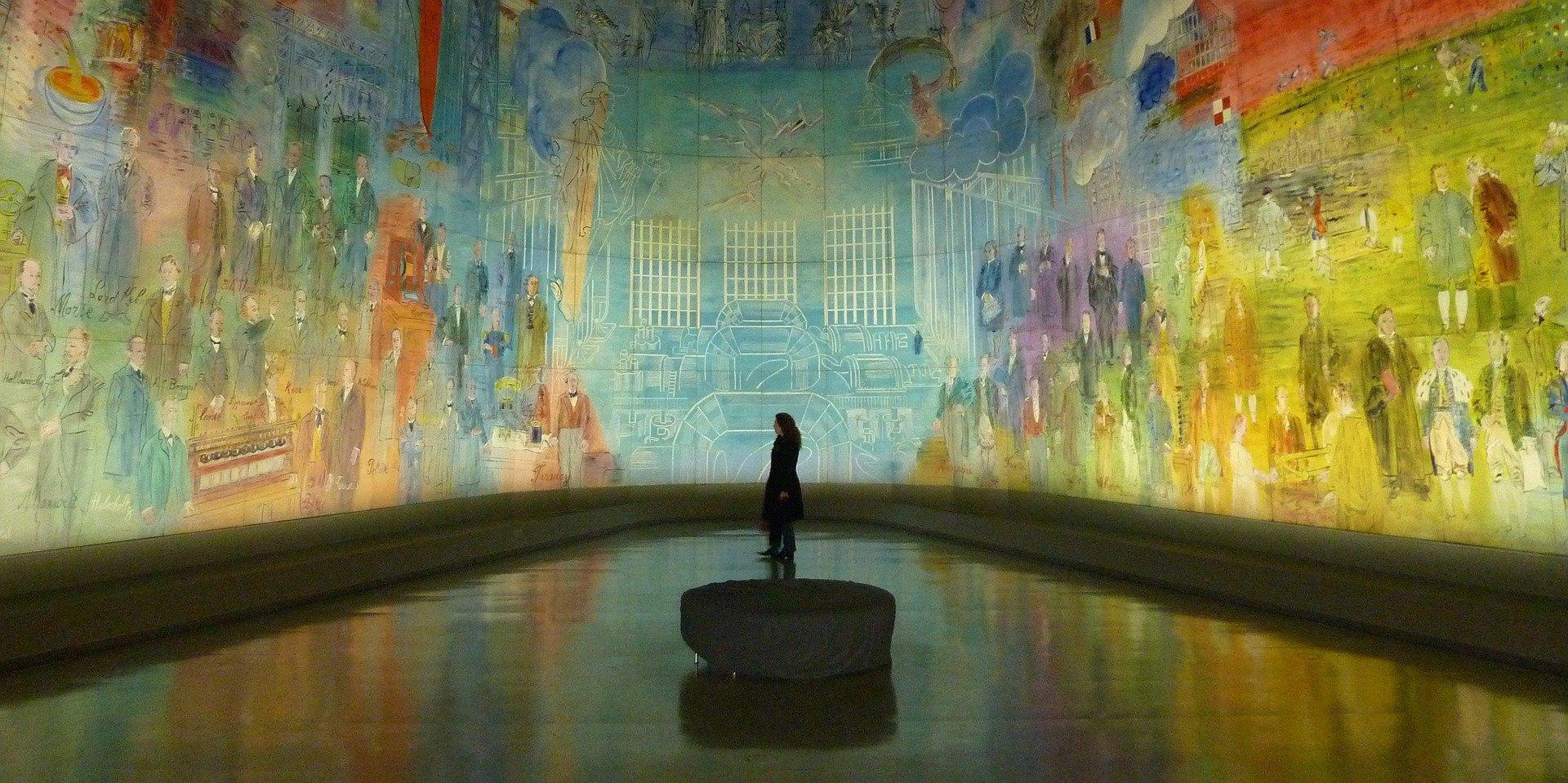 musée vide