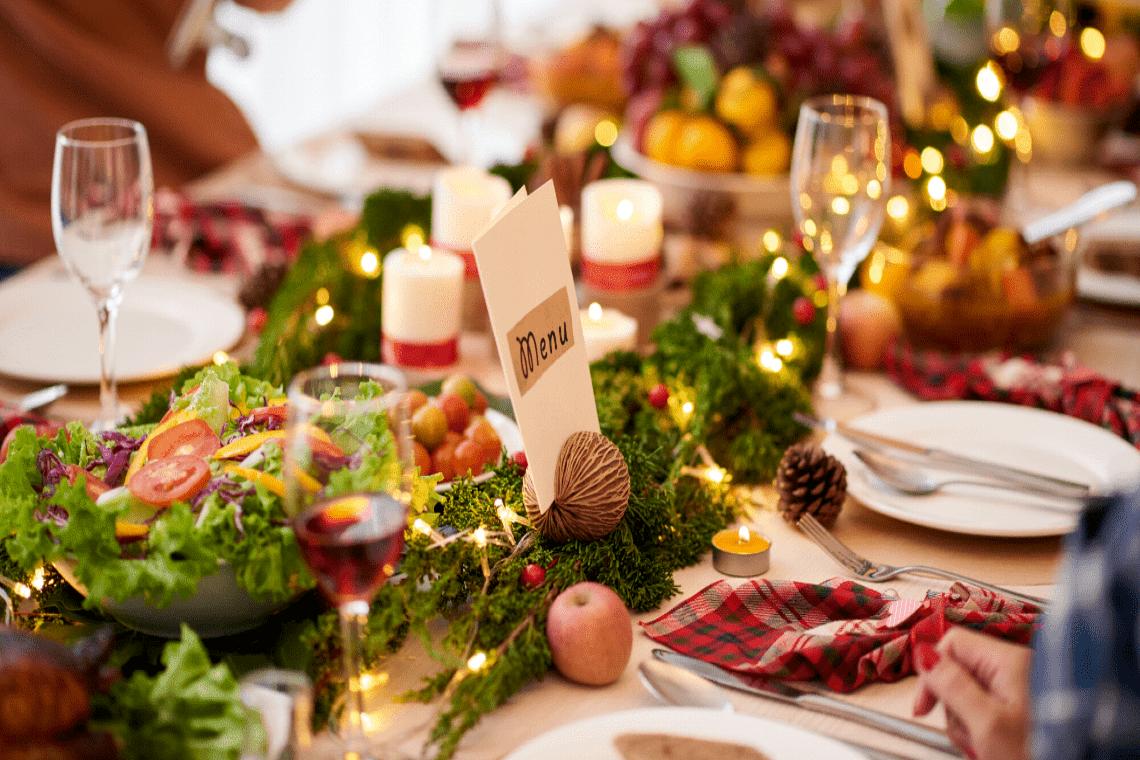 Nos Idées de menus originaux pour les fêtes