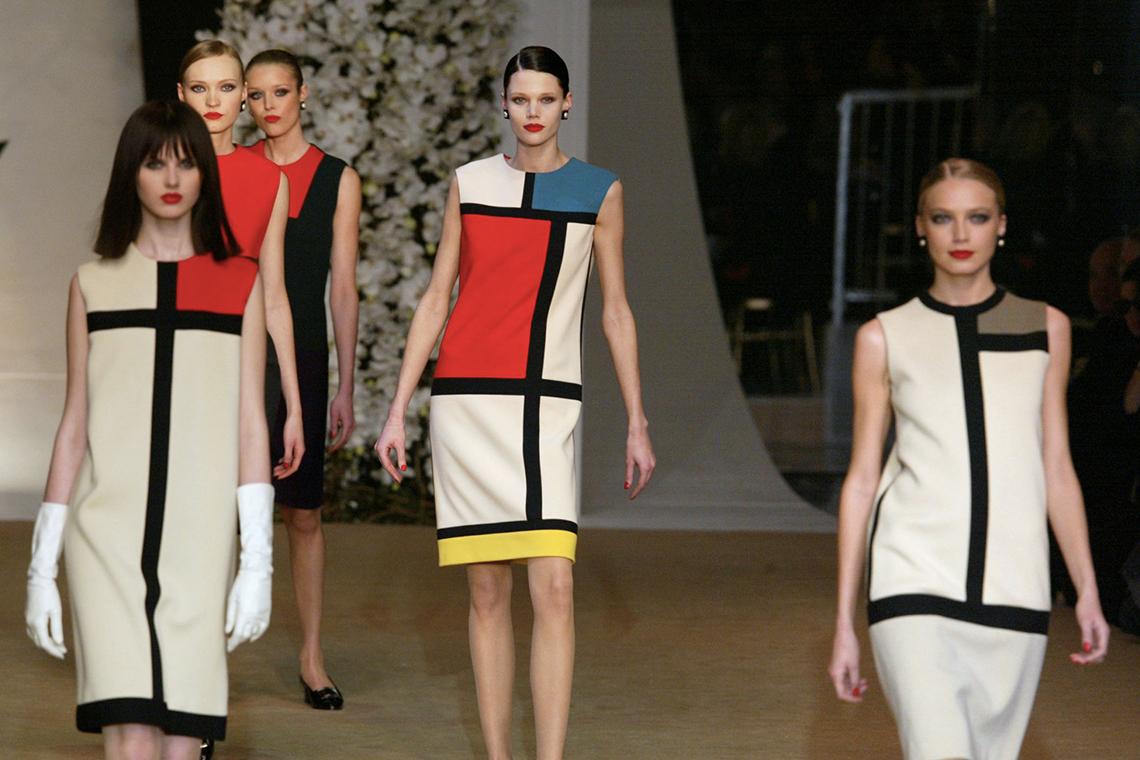 YSL - Les cinq collections de mode iconiques