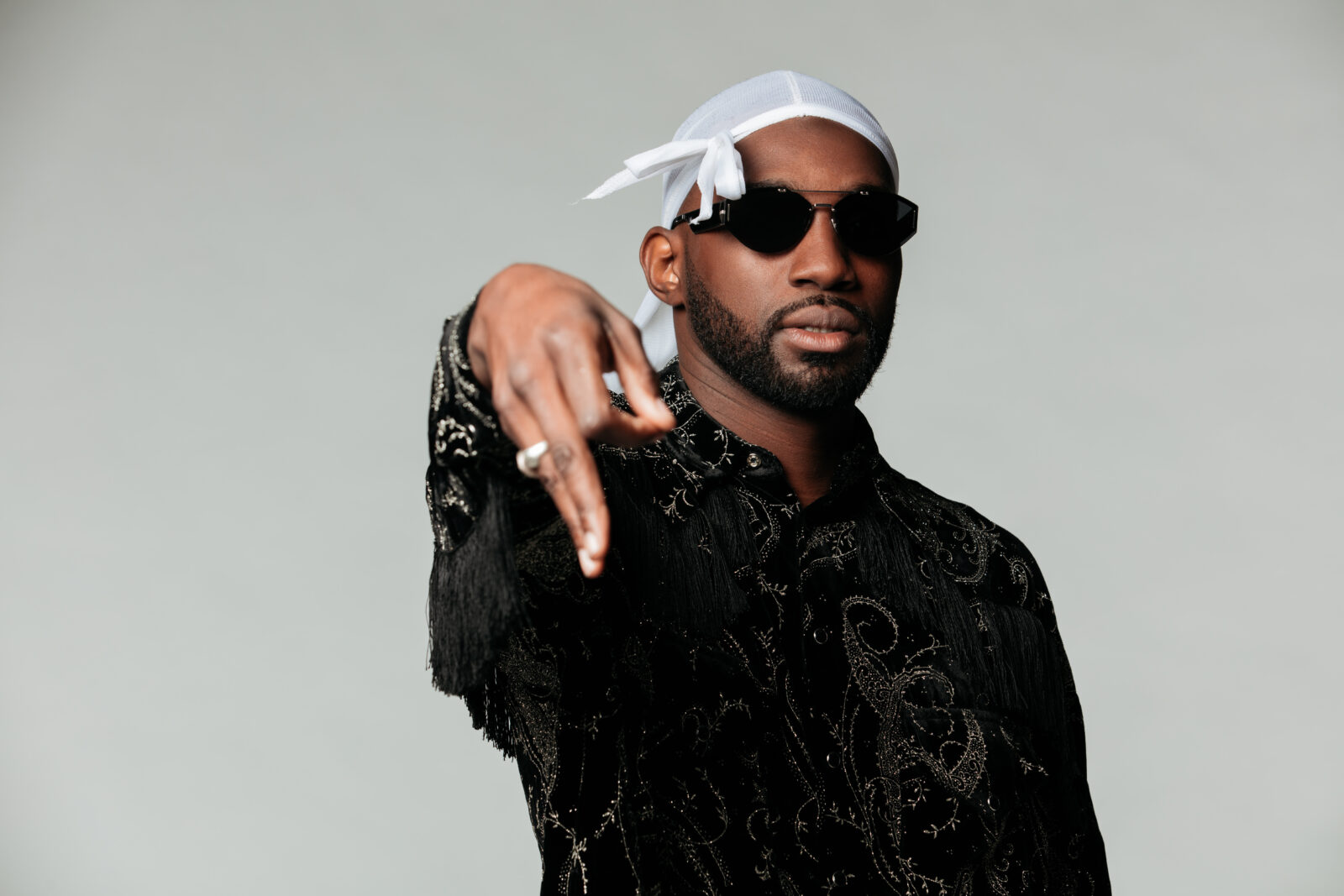 Abou Tall : un rappeur au style affirmé.