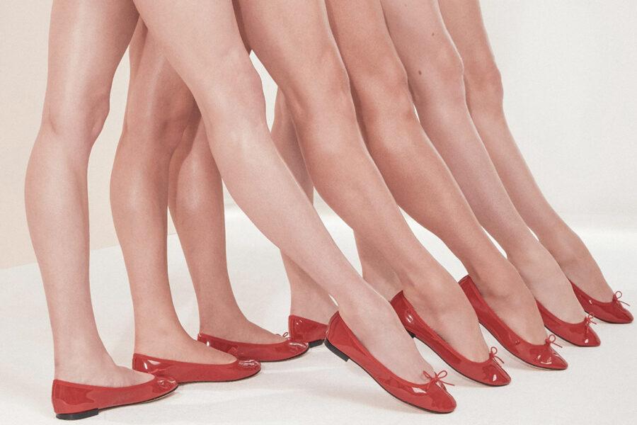 Les souliers de luxe emblématiques