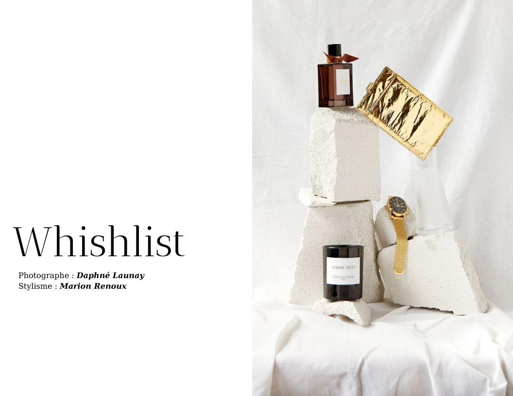 Éditorial Whishlist par Daphné Launay et Marion Renoux