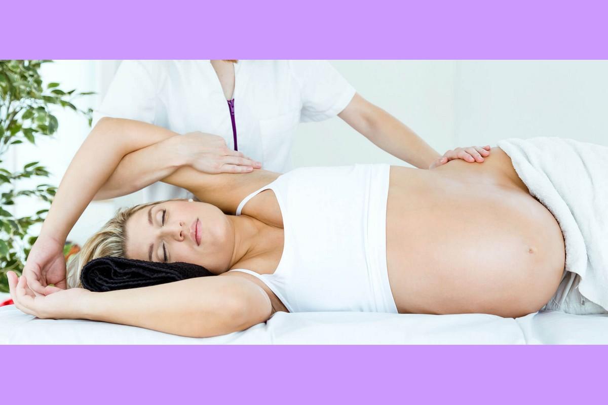 Maux de grossesse : l'ostéopathie
