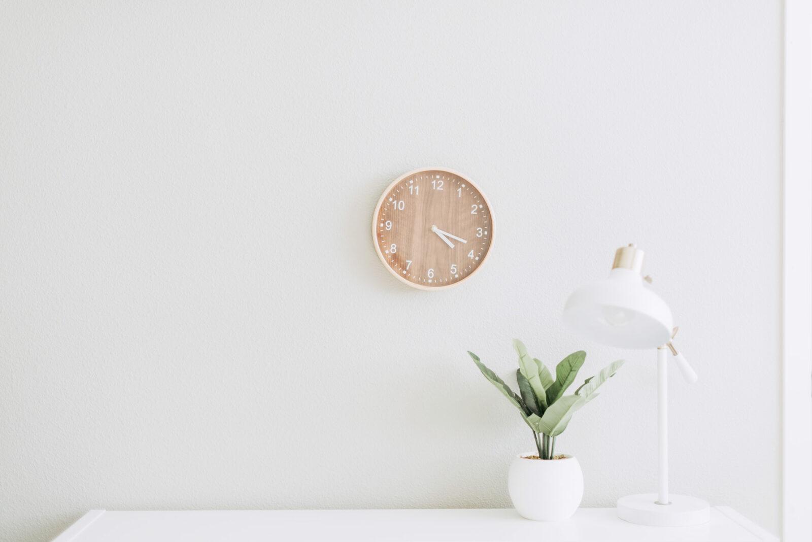 Un décor épuré et minimaliste représentatif du Ma.