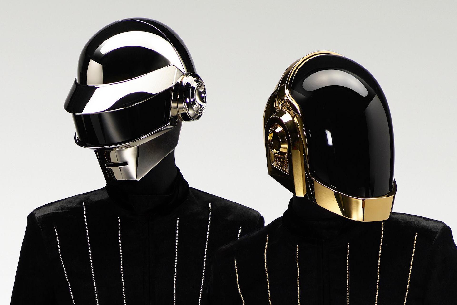Daft Punk, retour sur leur carrière en cinq chiffres